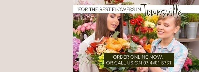 Townsville Florist Delivery Today