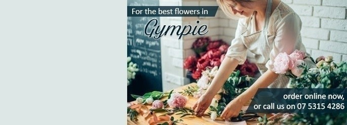 Send Flowers To Gympie Today