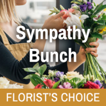 Florists Choice Sympathy Bunch