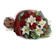 Christmas Elegance Flowers