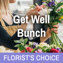 Florists Choice Get Well Bunch
