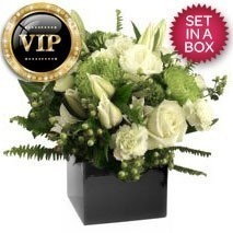 VIP White Arrangement