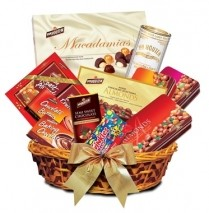 Gift Hamper Filled with Sweet Treats