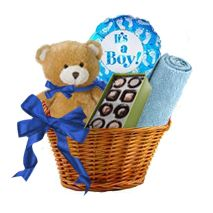 Baby Boy Hamper