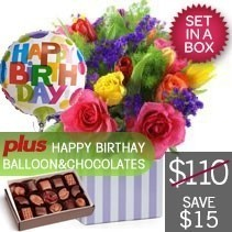 Birthday Package Special